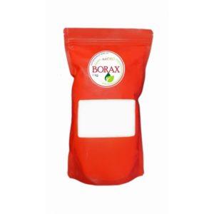 Borax 10-wodny 1 kg czteroboran sodu Axeko
